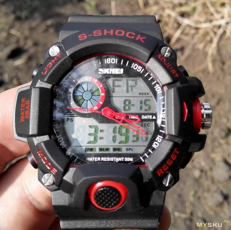 Инструкция к часам sinte wr50m