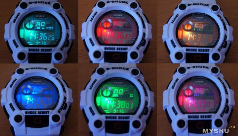 Casio G-Shock Интернет магазин наручных часов