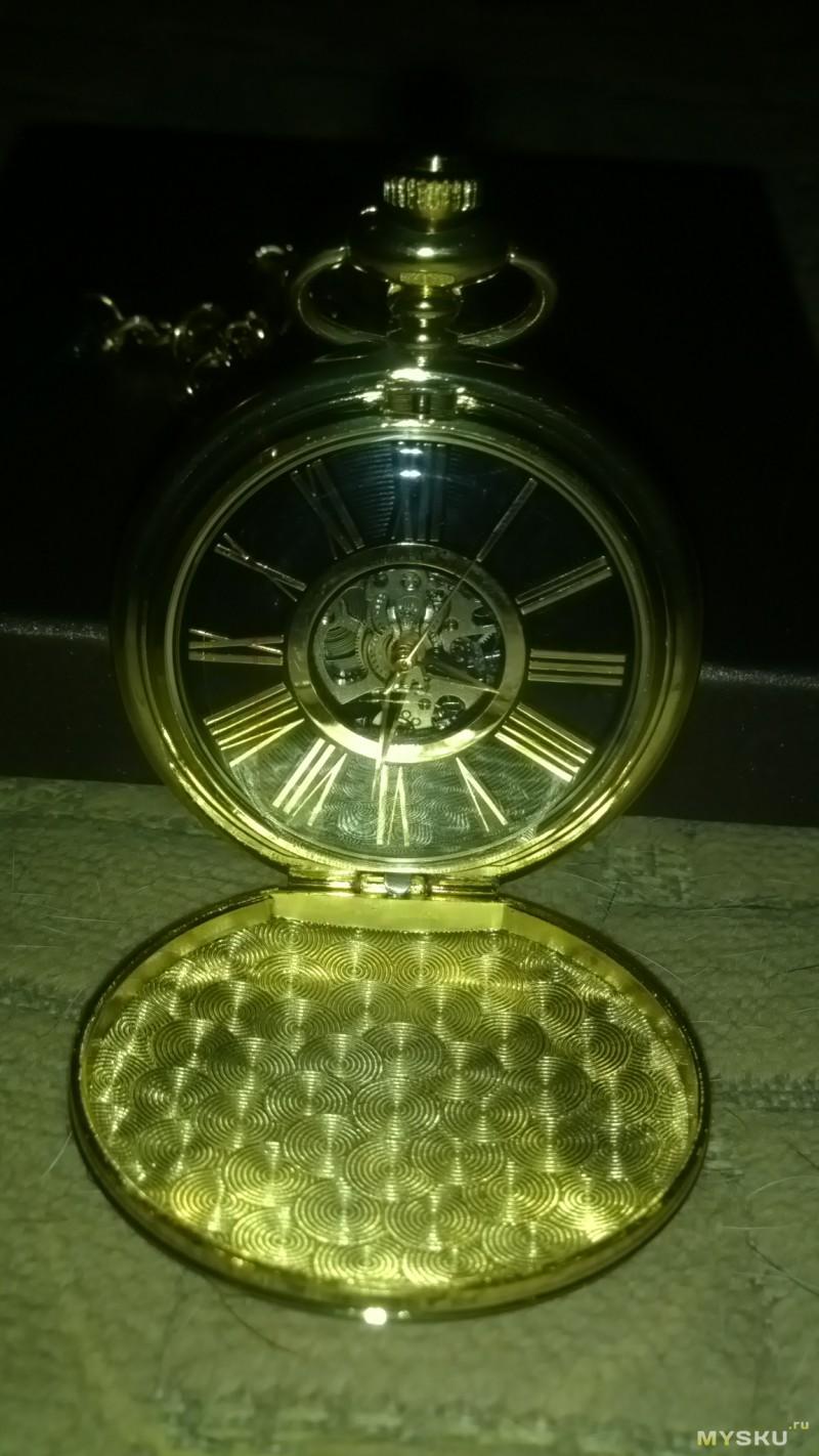 часы первого вариант