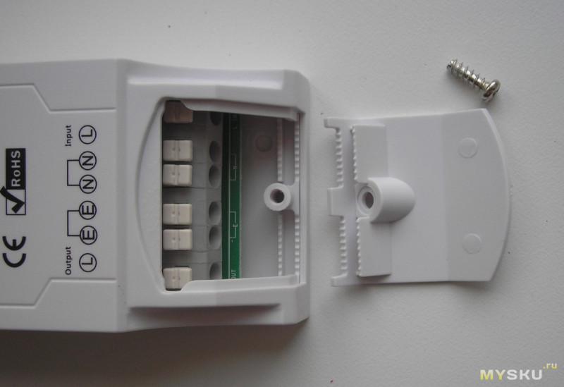 Выключатель Sonoff TH16A