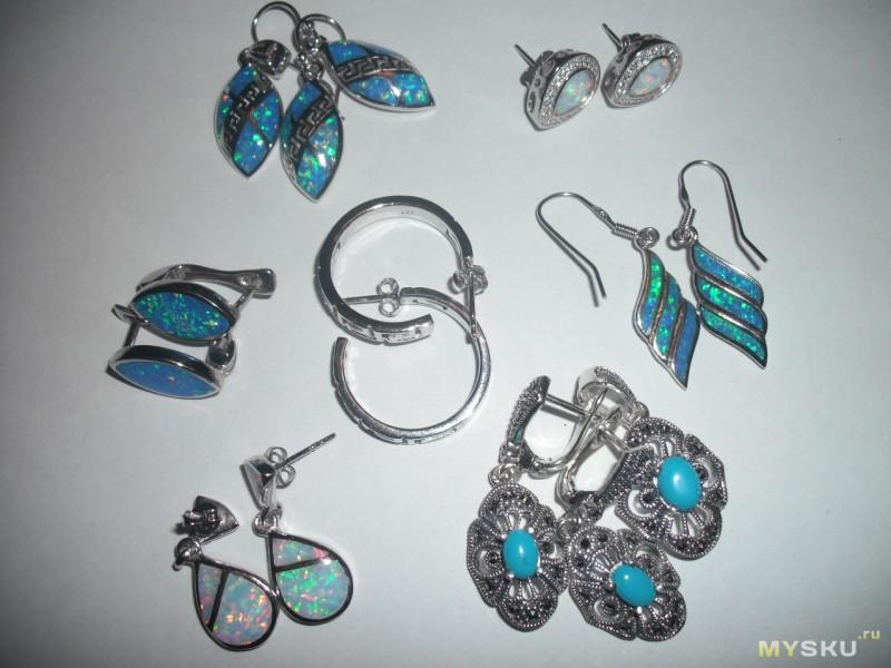 ff45c5307e0c Не знаю как те серьги, а из Турции — серебрянные. Еще из Турции — серебро  925 пробы