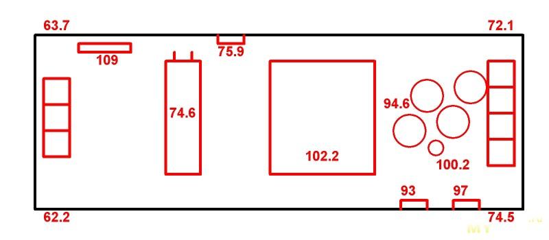 Ld7575ps схема включения