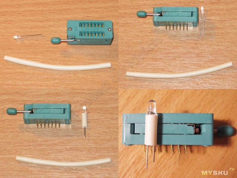 Тестер транзисторов с графическим индикатором своими руками 194
