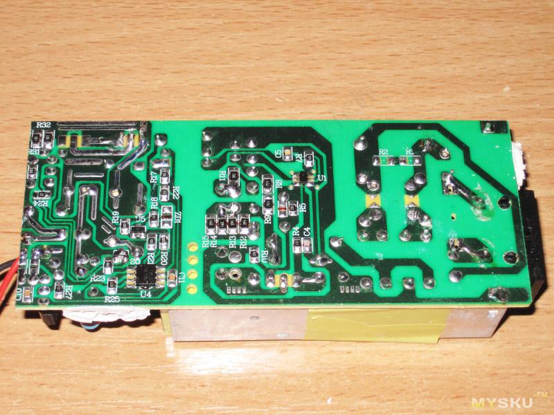 Недорогое зарядное устройство 12.6 Вольта 3 Ампера