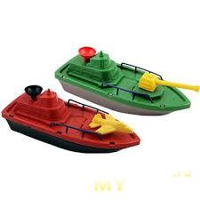 корабль для прикормки рыбы