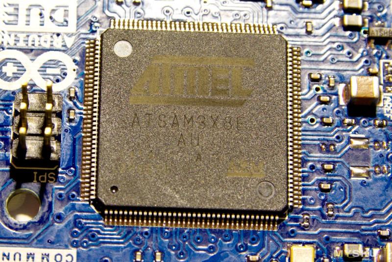 Arduino Due ARM Cortex M3 USB кабель