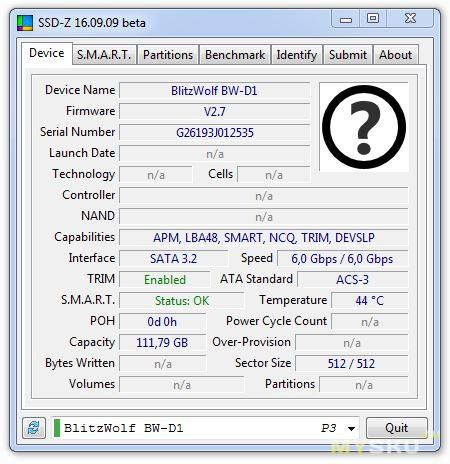 Программа для форматирования ssd из dos
