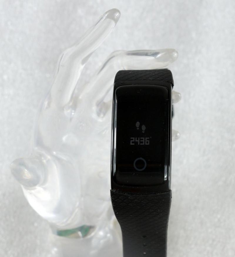 Aliexpress: Смарт браслет Floveme c пульсометром и возможностью измерения кровяного давления