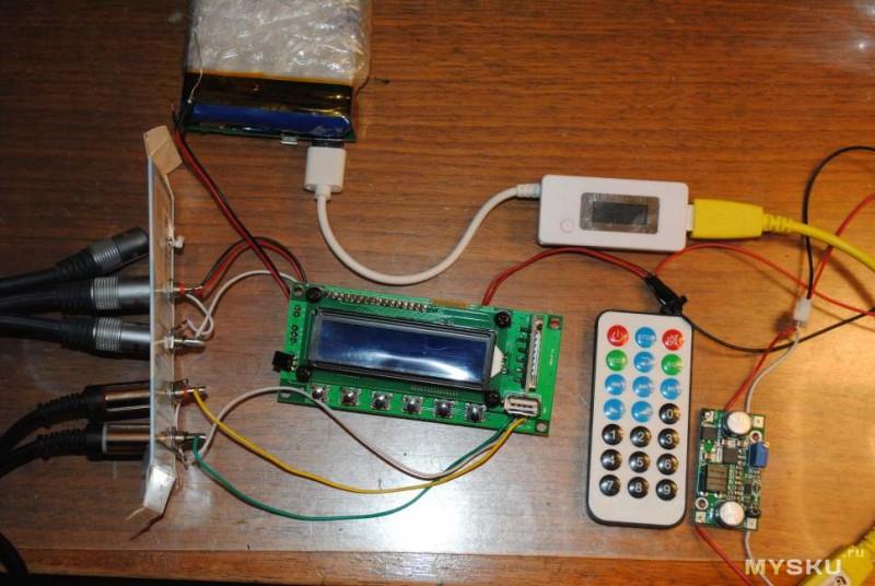 Мп3 блютуз модуль схема