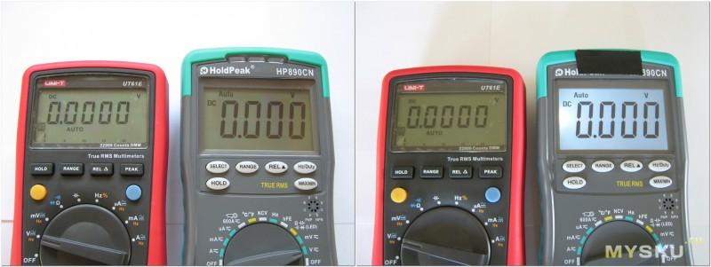 Мультиметр UNI-T UT61E