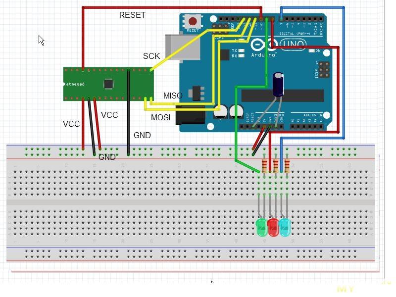 Analog to Digital Converter - MCP3002 - COM-08636