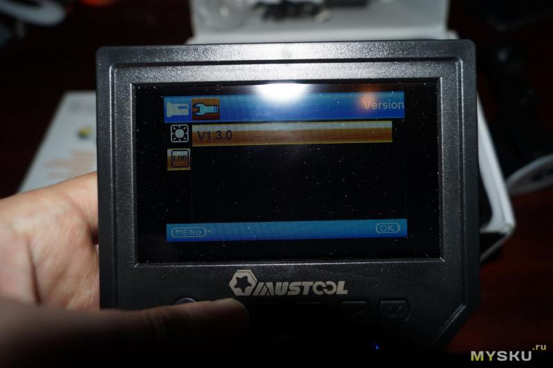 Цифровая линза Mustool G600