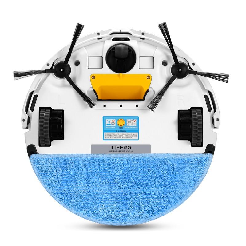 Робот пылесос ILIFE A4 - незаменимый помощник (и musthave для владельцев домашних животных)