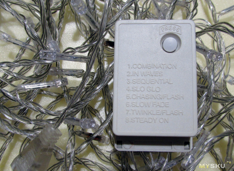 LED calculator  cxemnet