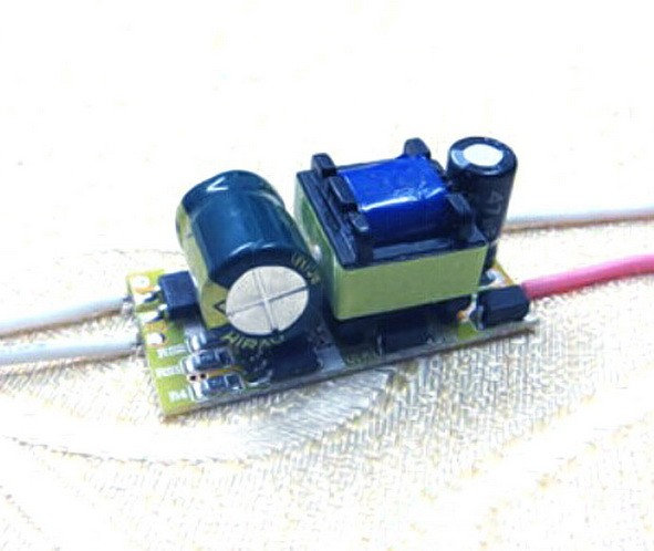 Драйвер для светодиодов своими руками 220в фото 941