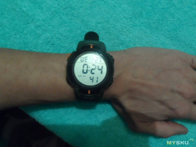 Часы sinte wr50m отзыв