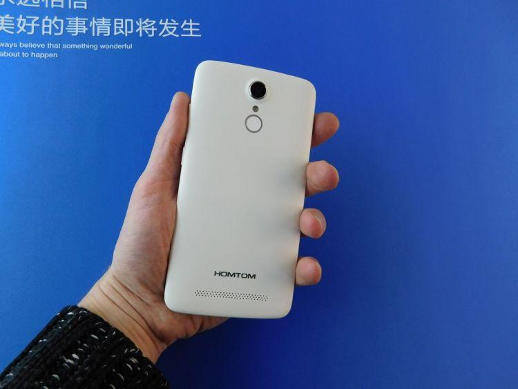 GearBest: Смартфон HOMTOM HT17 Pro