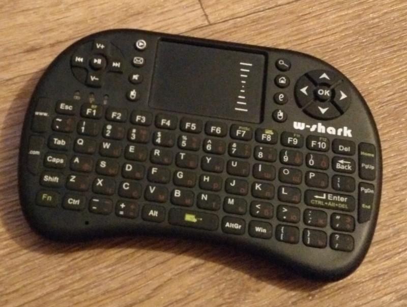 Беспроводная клавиатура инструкция