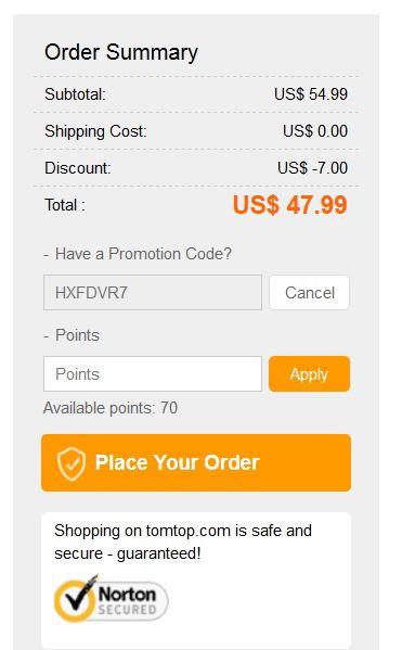 Акции и купоны: Международная версия Xiaomi DVR за 47.99$ с купоном HXFDVR7.