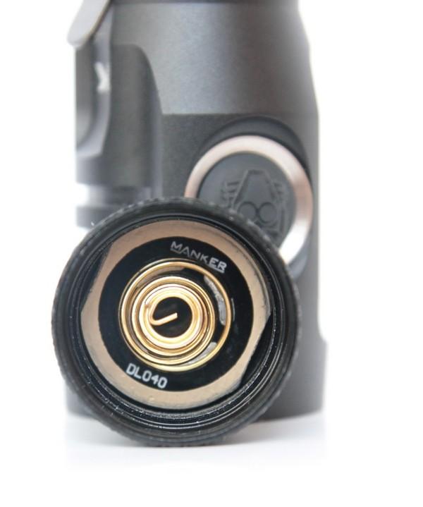 EDC фонарик с USB-зарядкой Manker U11 (довеском мини-обзор хорошего и недорогого наключника Manker E01)