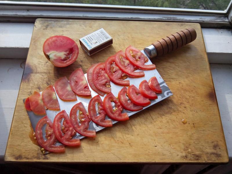 "Традиционный китайский кухонный нож ""цай-дао"""