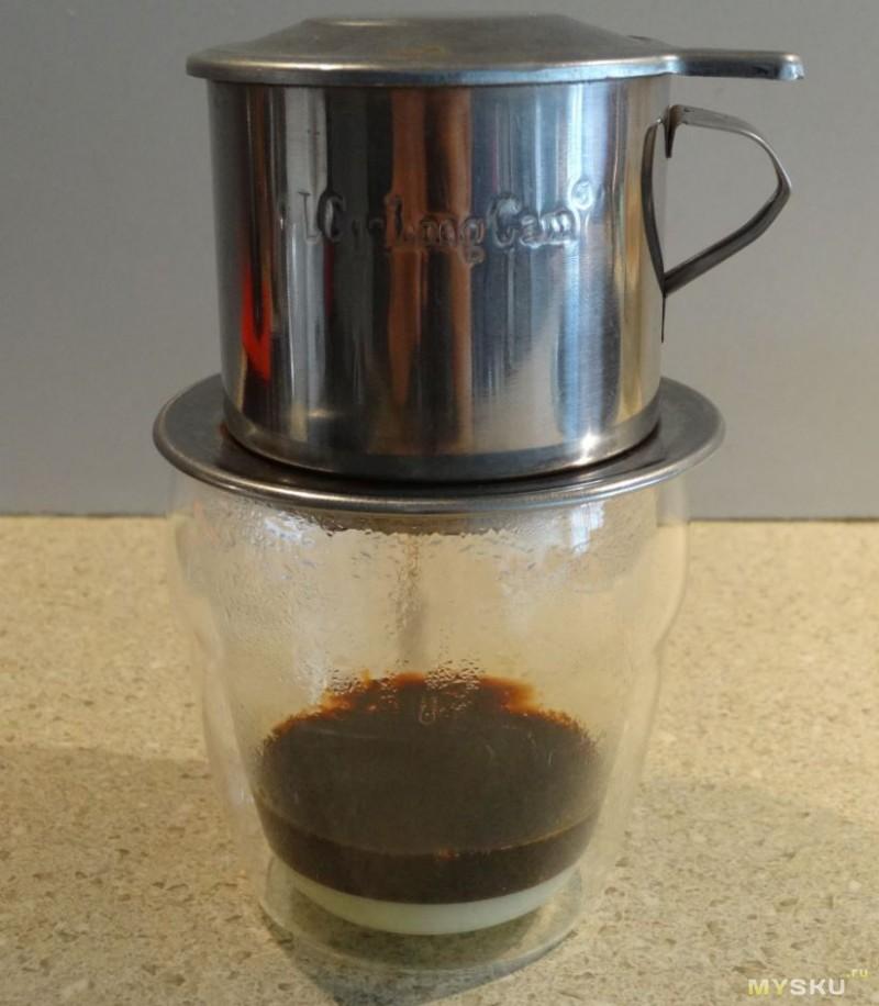 <span>Вьетнамский кофе Trung Nguyen Legendee и как его готовят во Вьетнаме</span>