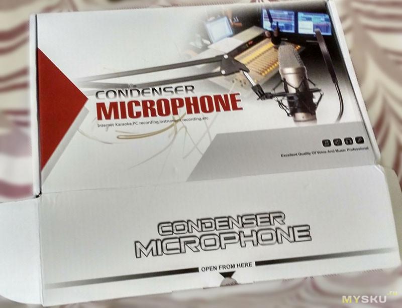 микрофон MKF3