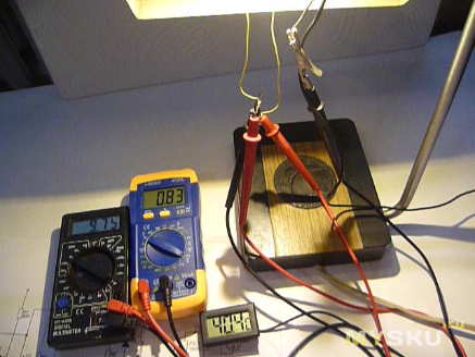 светодиодный драйвер из энергосберегающей лампы