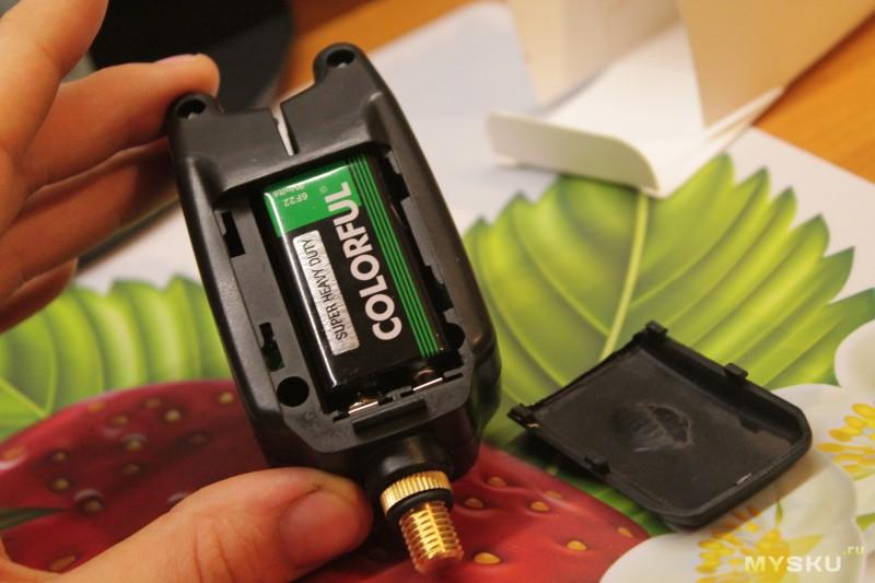 Сигнализатор поклевки для фидера и его применение на практике