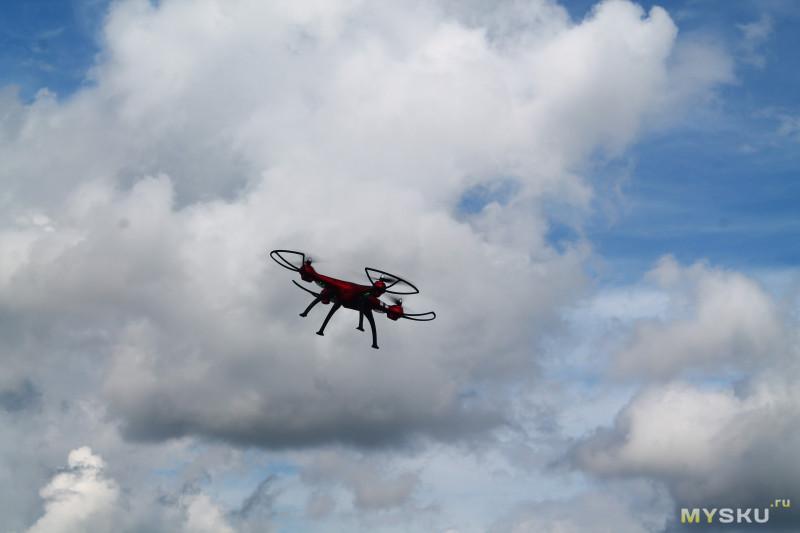 Квадрокоптер Syma X8HG с 8.0MP камерой HD