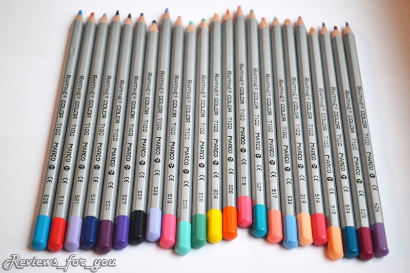 Цветные карандаши какой фирмы лучше