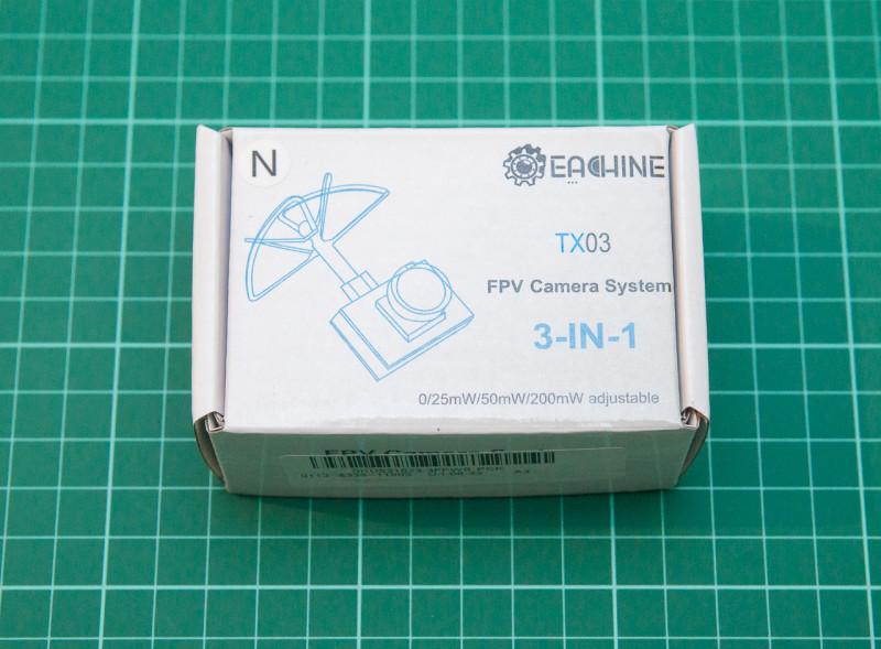 TX03 в упаковке