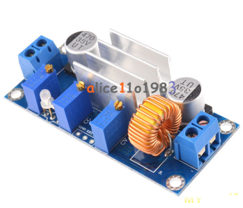 Can I use a DC-DC buck converter with an arduino
