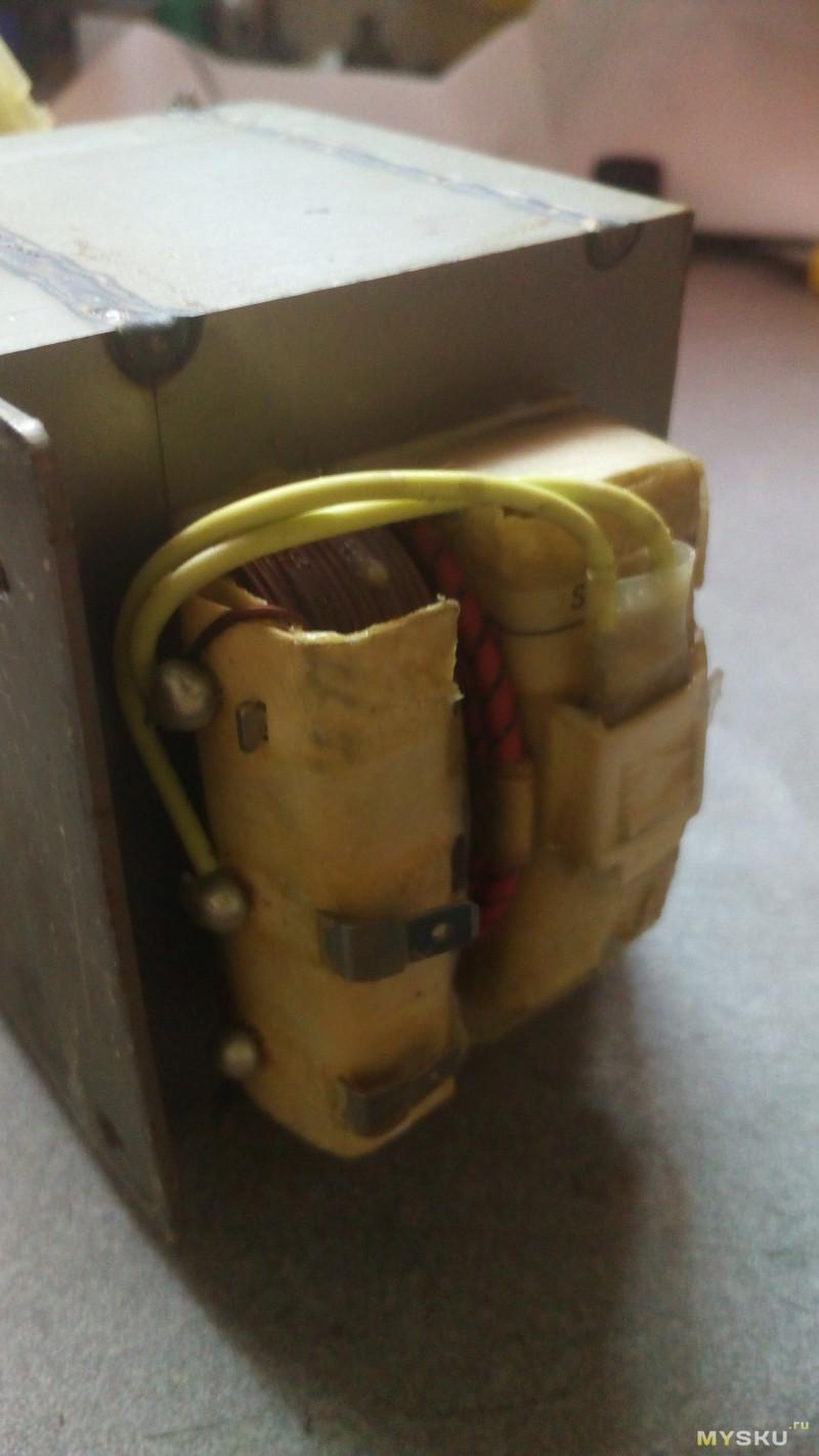 аппарат точечной сварки своими руками схема сборки