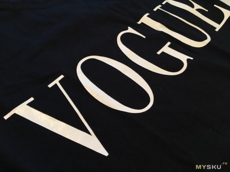 Vogue Футболка Женская