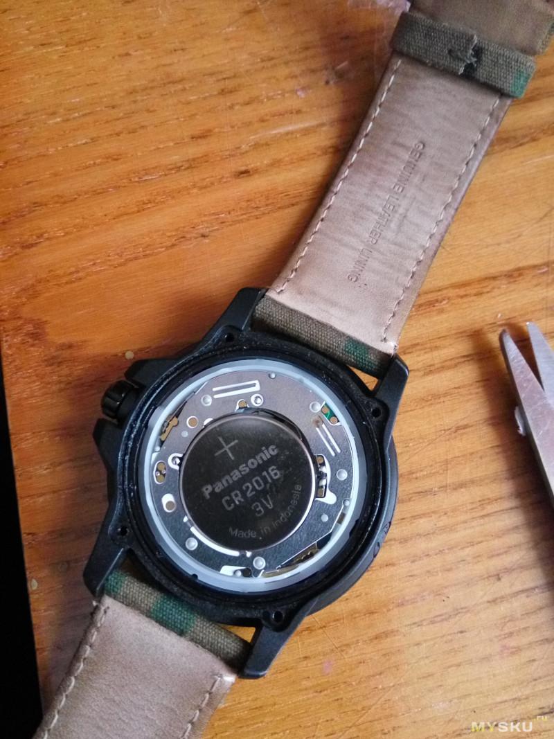 Timex expedition wr 100m часы